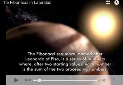 Tool, Fibonacci, Lateralus