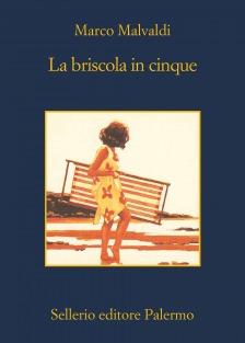 """""""La briscola in cinque"""", primo romanzo di Malvaldi della della serie dei vecchietti del BarLume"""