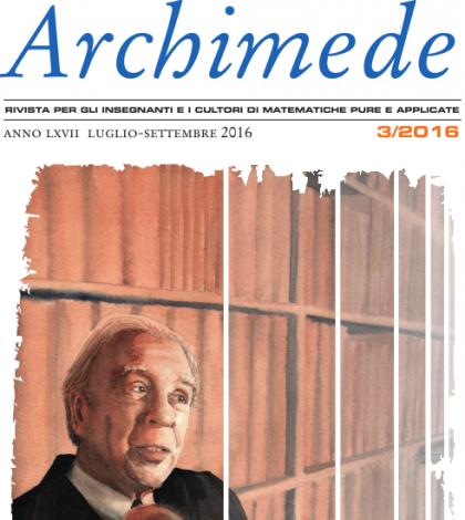 Nuovo numero della Rivista Archimede: Twitter e matematica