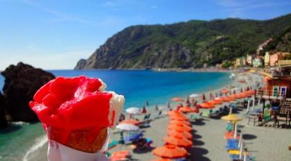 gelato al mare