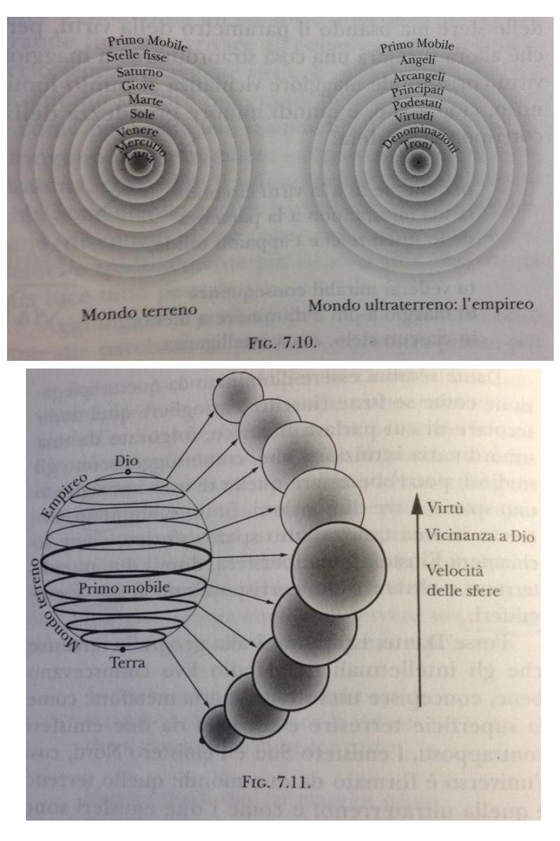 """Immagini da """"Geometrie senza limiti"""" di L. Catastini e F. Ghione (uso autorizzato)"""