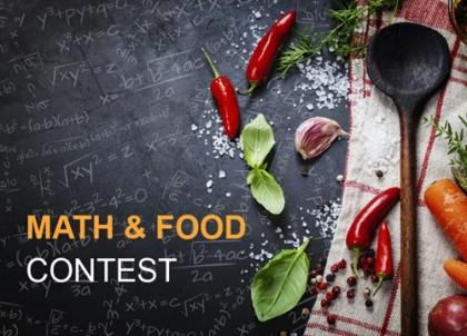 Math & Food Contest: un articolo del nostro blog arriva sul podio!