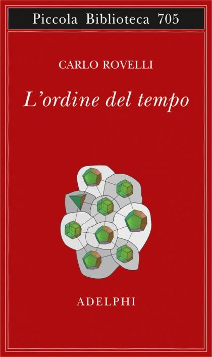 Carlo Rovelli, ordine del tempo