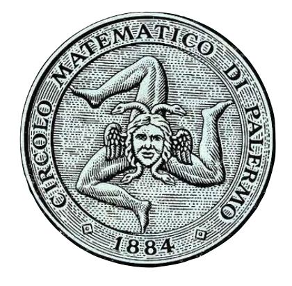 Simbolo del Circolo Matematico di Palermo